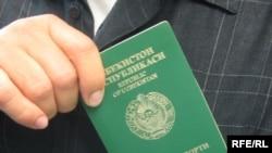 2010 йил 1 январидан бошлаб Ўзбекистонда биометрик паспорт амалга киритилади.