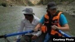 رحلة أولية في نهر راوندوز