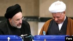 بسیاری از گروهها و چهرههای اصلاحطلب از محمد خاتمی و اکبر هاشمی رفسنجانی برای نامزدی در انتخابات ریاست جمهوری دعوت کردهاند.