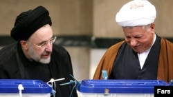Two former presidents, Ali Akbar Hashemi Rafsanjani and Mohammad Khatami, who did not dare to disagree with Khamenei so much, were not rewarded.