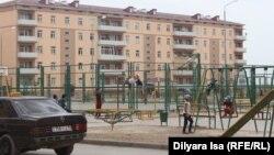 Түркістандағы ықшам аудан