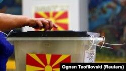 Zgjedhjet në Maqedoninë e Veriut. Fotografi ilustruese.