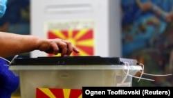 Votime në Maqedoninë e Veriut. Fotografi nga arkivi.