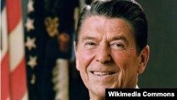 Ronald Reagan (1911. – 2004.) bio je 40. predsjednik SAD-a