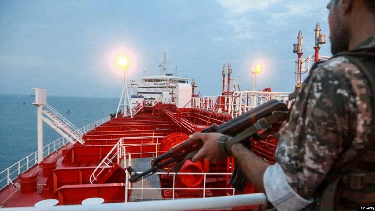 Иран арестовал очередной корабль контрабандистов топлива в Персидском заливе