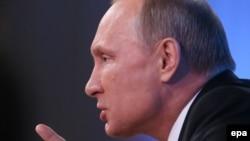 Володимир Путін, Москва, 19 грудня 2014 року