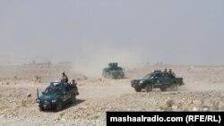 Policia e Afganistanit në Ghani Khel