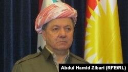 Ирактың Күрдістан жартылай автономиялы ауданының басшысы Масуд Барзани.