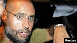 Сын Муамара Каддафи Саиф Аль-Ислам