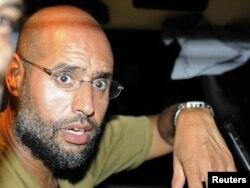 Сейф аль-Ислам в августе 2011 года