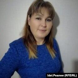 Ксения Зарипова