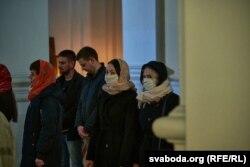 Belarus: Înviere la Viсiebsk, 19 aprilie 2020