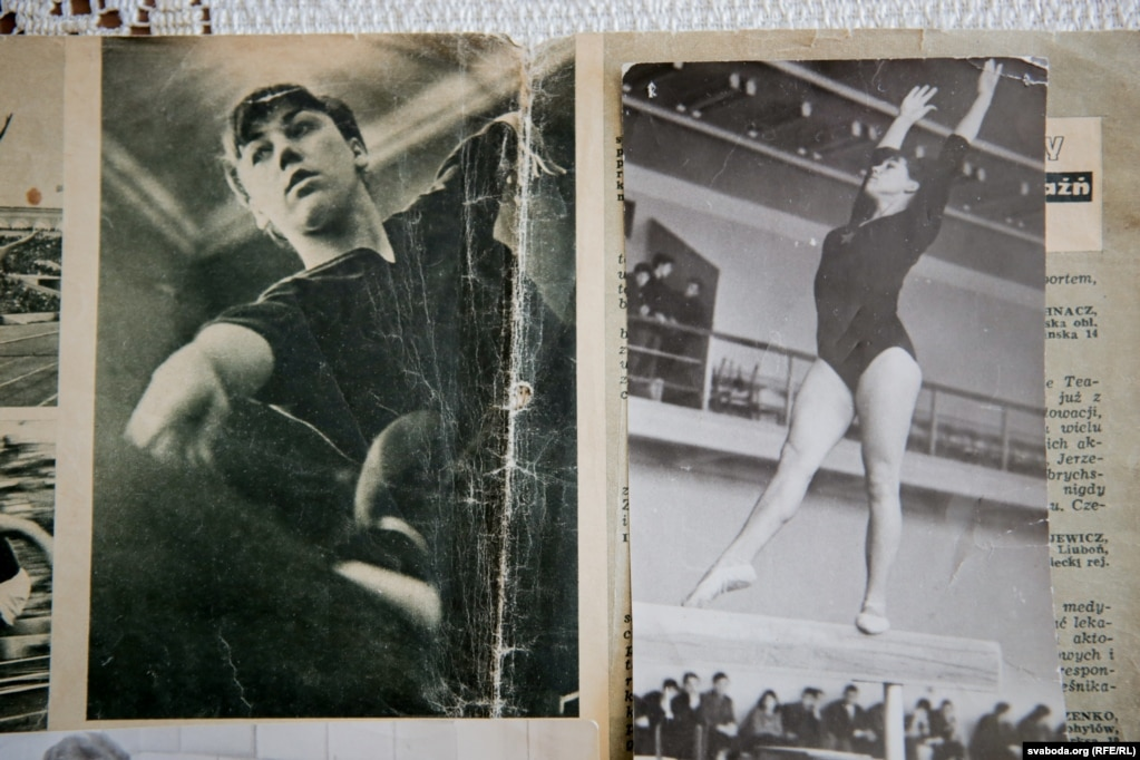 Галина Карчевская. Фотографии из личного архива