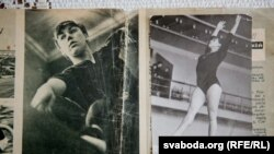 Галіна Карчэўская (Грыбок). Фота з асабістага архіву Галіны Карчэўскай
