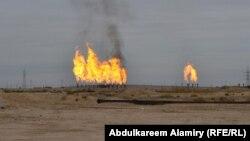 حقول الرميلة النفطية