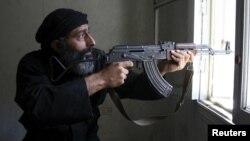 Suriyada döyüşlər, aprel 2013