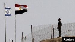 مرز مصر و اسرائیل