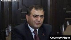 Armenia -- Vahe Hakobian, the newly appointed governor of Syunik.