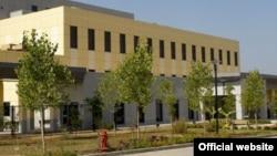 Здание посольства США в Душанбе