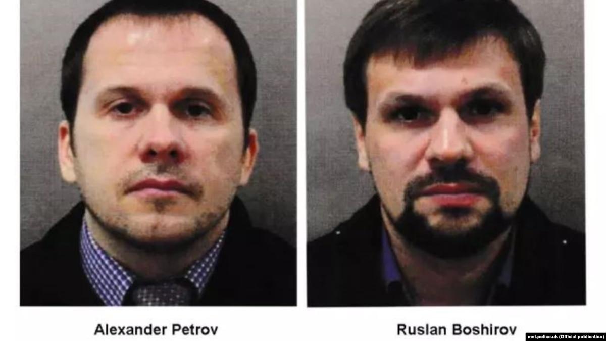 Паспорт одного из «туристов в Солсбери» Петрова указывает на причастность к спецслужбам – Bellingcat