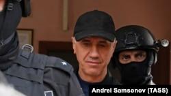 Анатолий Быков в суде Красноярска