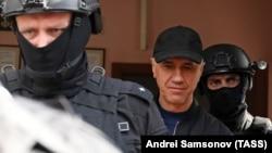 Арест бизнесмена Анатолия Быкова.