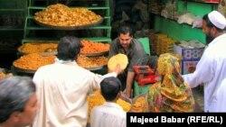 Süýji satýan dükan, Pakistan