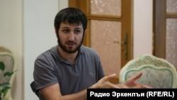 Активист Хирамагомед Магомедов