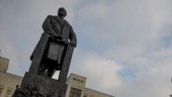 Чаму ня зьнесьлі помнік Леніну?