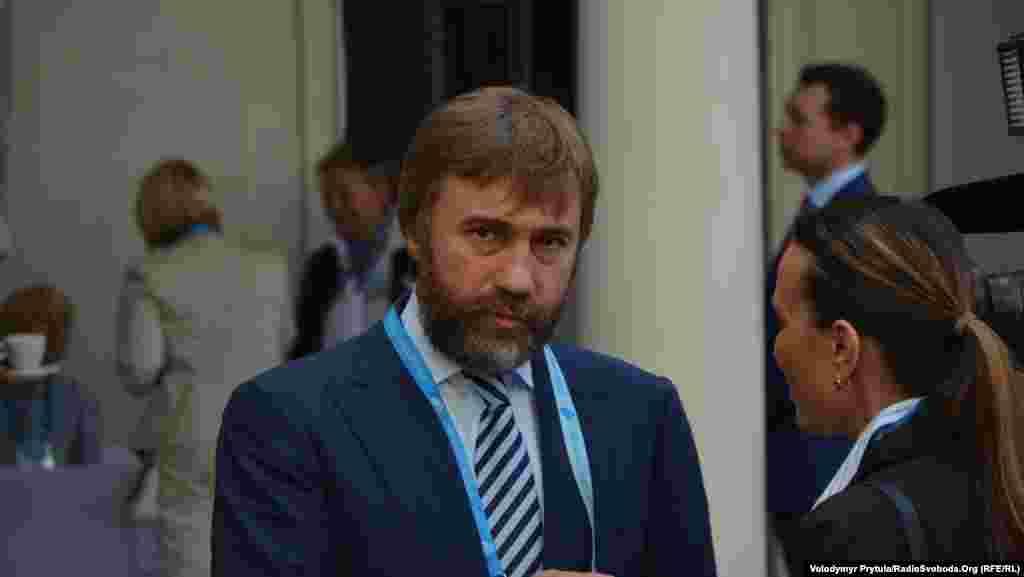 Депутат Вадим Новинський