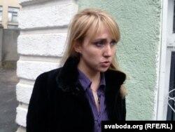 Адвакатка Марына Кавалеўская