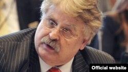 Голова Комітету з питань закордонних справ Європарламенту Елмар Брок