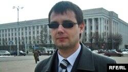 Кіраўнік суполкі Андрэй Дзьвігун