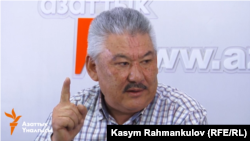 Азимбек Бекназаров, март, 2016-жыл