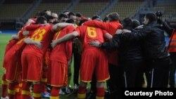 Македонската фудбалска репрезентација