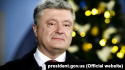 Petro Poroşenko