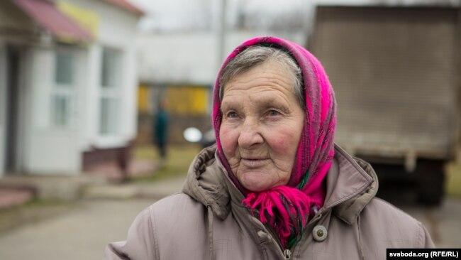 Марыя Макаранка, жыхарка Ліпаўка