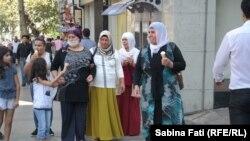 Pe străzile din Istanbul, iulie 2016