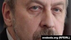 Андрэй Саньнікаў, архіўнае фота