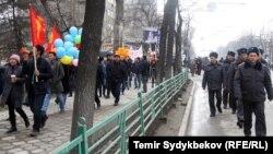 18-март, 2017-жыл. Бишкек.