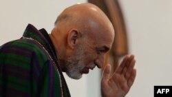 Owganystanyň ozalky prezidenti Hamid Karzaý