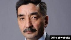 Жамбыл Ахметбеков, кандидат в президенты от КНПК во время выборов 2011 года.