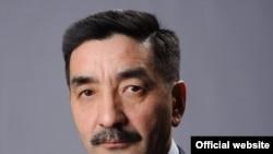 Президенттіктен үміткер Жамбыл Ахметбеков.