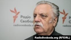 Микола Горбаль, дисидент, член Української Гельсінської групи. 27 жовтня 2016 року
