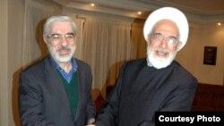 مهدی کروبی از دیدار خود با میرحسین موسوی در روزهای آینده خبر داده است.
