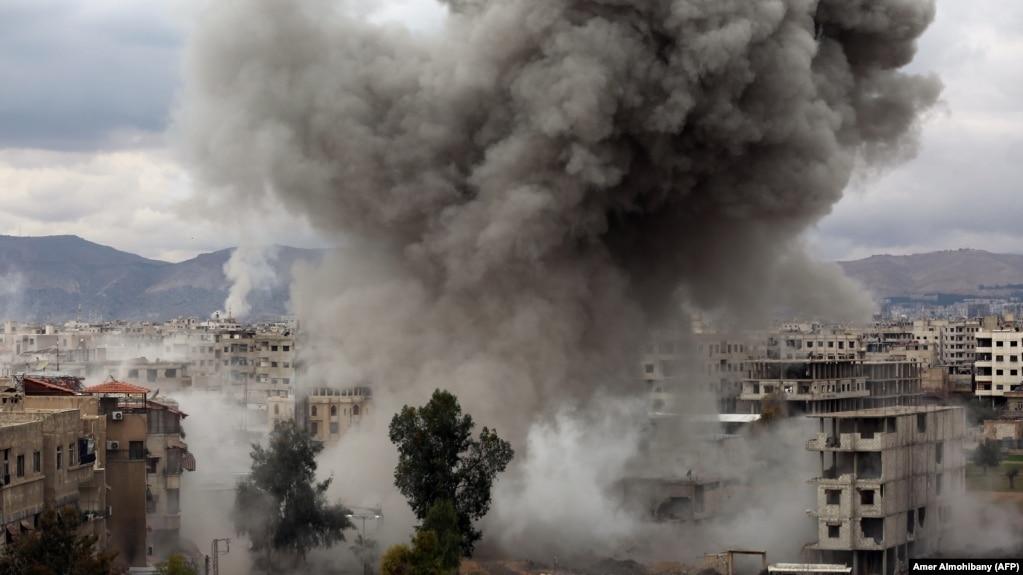 Бомбардування Східної Гути