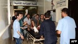 Повредени лица во болница во сирискиот град Алепо