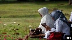 Sećanje na žrtve cunamija