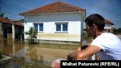 Poplave u maju, Janja