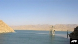 The Kajaki dam in Helmand Province